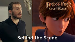 RED SHOES AND THE SEVEN DWARFS l Behind the Scenes [Eng Sub/HD]