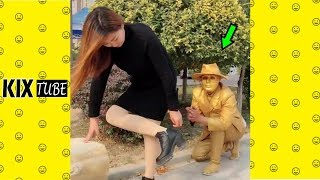 Watch keep laugh EP459 ● The funny moments 2018
