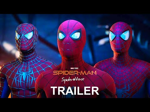 Spider-Man 3: Spider-Verse – Tráiler oficial (2021)•MARVEL Español Latino