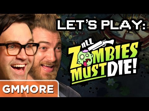 Let's Play - All Zombies Must Die