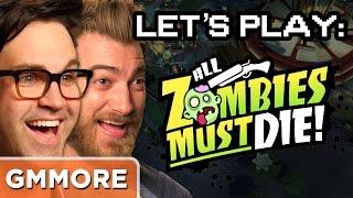 Let's Play - All Zombies Must Die
