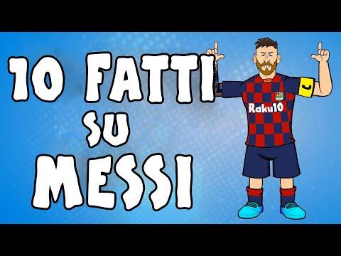10 fatti su Messi che DEVI sapere! ► OneFootball x 442oons