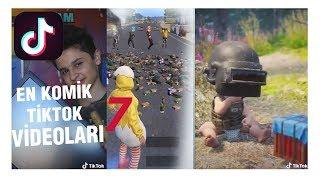 EN ÇOK İZLENEN PUBG MOBİLE TİKTOK VİDEOLARI 7!! PUBG MOBILE FUNNY MOMENTS