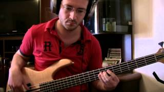 Santana - Smooth (Bass Cover) (feat.  Rob Thomas)