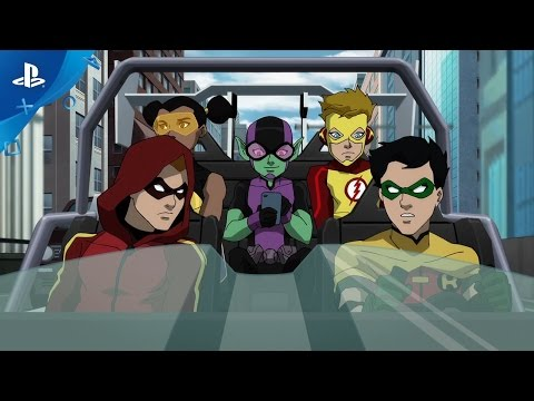Teen Titans: The Judas Contract – Teaser Clip | PlayStation Video streaming vf