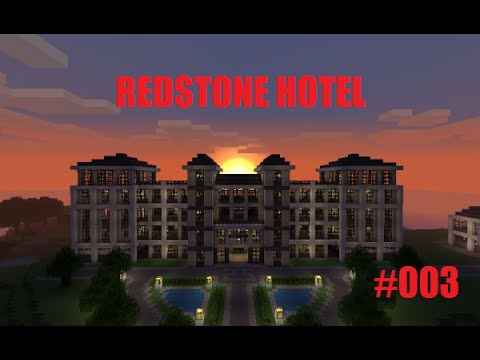 Redstone Hotel #003 || Tactical Gamer