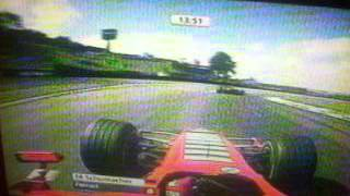 Itv F1 Quailflying Sunday 22 October 2006 Brazil