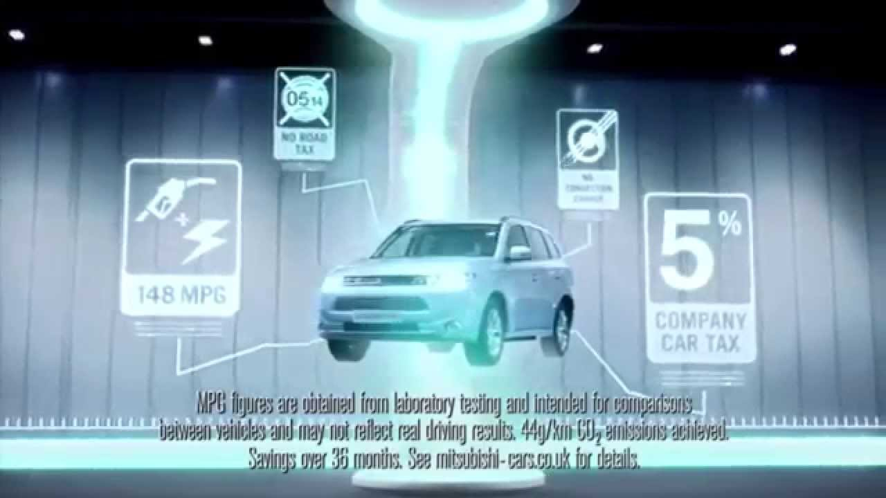 Mitsubishi Phev Tv Advert For The Uk S Best Ing Hybrid Vehicle Autoecosse Dundee Scotland