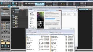 Cakewalk Sonar X3. Les. 19. Installing VST plugins