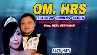 SATU HATI ~ OM. HRS ft Bambang X Erna Chikayla ~ Launching HRS Music 2015