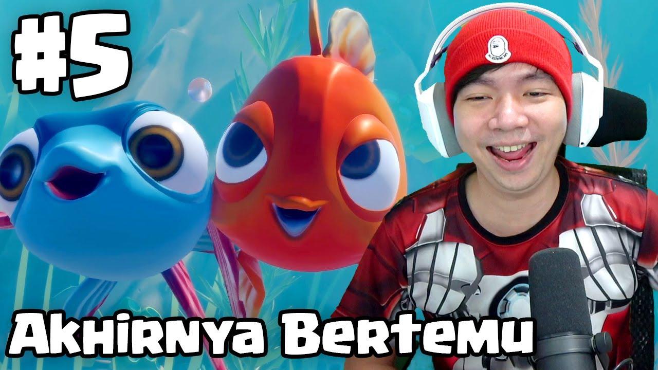 Download Akhirnya Aco & MiawWook Bertemu - I am Fish Indonesia - Part 5
