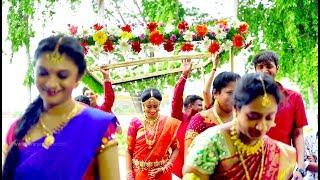 Janani + Balaji | Wonderful Hindu Wedding Highlights | ISWARYA PHOTOS