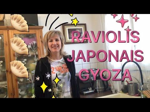 🥟-raviolis-japonais-gyoza,-🍤-merveilleux-recette-des-raviolis