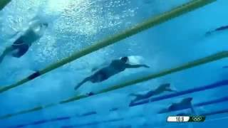 Anthony Ervin Freestyle technic - Olympic Games 2016 Rio