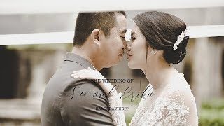 Seo and Erika | On Site Wedding Film by Nice Print Photography