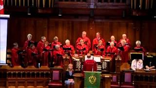 (PEI) Trinity United Church Service - 9 November 2014