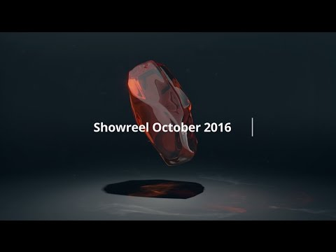 Esben Oxholm Freelance / CG Product Visualizations - KeyShot Showreel October 2016