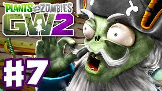 Plants vs. Zombies: Garden Warfare 2 - Gameplay Part 7 - Captain Deadbeard Quests & Multiplayer (PC)