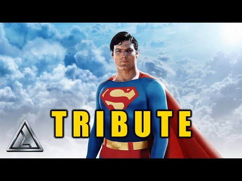 Christopher Reeve Superman Tribute 9252018 HD