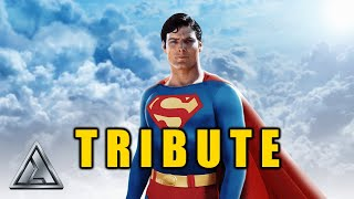 Christopher Reeve Superman Anthology Tribute