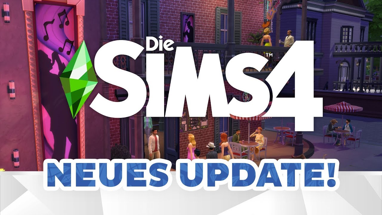 Neues Update mit CAS- und Baumodus-Objekten + Redesign!  | Short-News | sims-blog.de