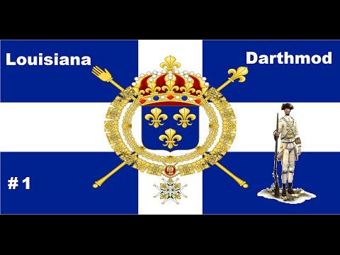 Ep1 Louisiana Campaign Empire Total War DM 8.0.1 New Beginnings