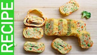 egg kathi roll recipe