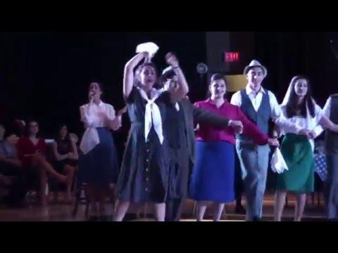 Hellas Dance Troupe of London, Ontario - Ikaria