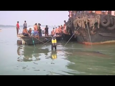 Scores dead in Bangladesh ferry accident