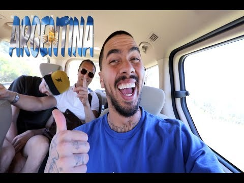 Family Trip to Argentina *GONE WILD*