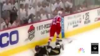 Лучшие силовые приёмы в исполнении русских хоккеистов в НХЛ\ Best russian hits on NHL v.1(Песня:Limp Bizkit – Gold Cobra., 2014-10-07T16:57:29.000Z)