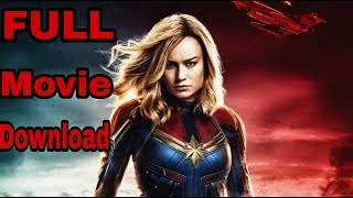 How to download captain marvel movie in hindi dubbed