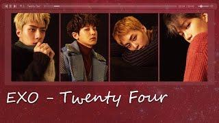 [Thaisub+Karaoke] EXO - Twenty Four (Korean Version)