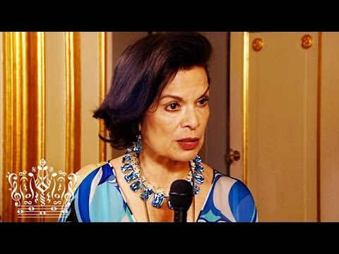 Bianca Jagger - Interview - YouTube