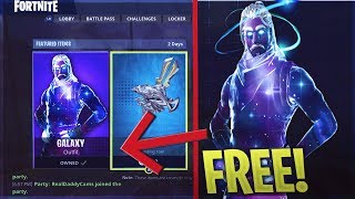 *NEW* HOW TO GET THE GALAXY SKIN FOR FREE! (Best Methods to unlock Fortnite $1000 Skin)