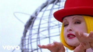 Watch Cyndi Lauper Hey Now video