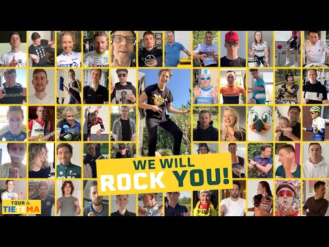 We Will Rock You! (Pro Cycling Edition) - Tour de Tietema