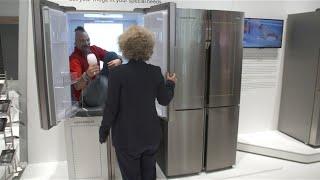 Mini Kühlschrank Media Markt : Internationale funkausstellung highlight videos media markt