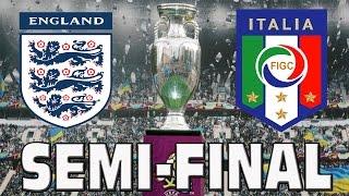 FIFA 15 Liverpool Career Mode - EURO SEMI-FINAL ITALY vs ENGLAND - TRANSFER NEWS!! #286