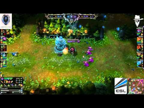 Brotherhood of the Dead VS Skunk Gaming ---- LoL Greek Launch Tournament ESL Round of 256