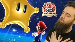 I Can Feel The Power PULSATING Through Me [SUPER MARIO 3D ALL STARS]