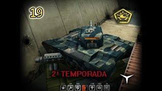 19.La partidaca del 15 (Tanki Online - Temporada 2) // Gameplay