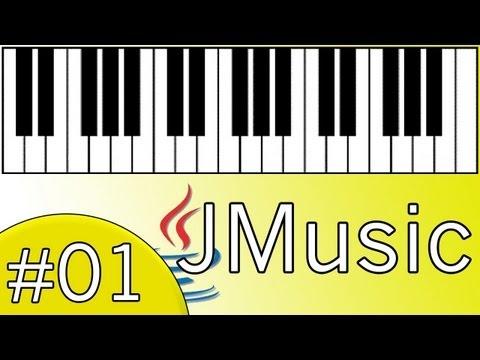 Java MIDI with JMusic - 01 - Set Up