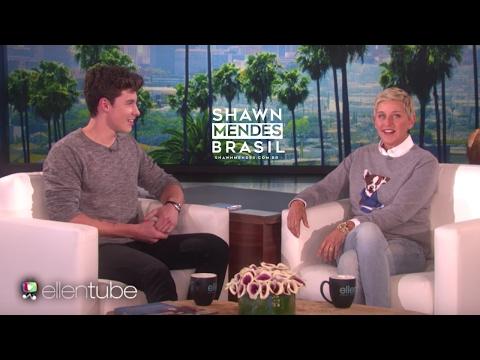Shawn Mendes fala sobre tatuagens, turnês...