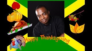 Happy Thanks Giving From | Chef Ricardo Cooking Shows