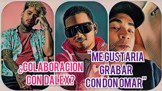 Ozuna Desea Grabar con Don Omar, Jowell & Randy, Dalex & Ñengo Flow