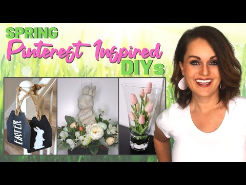 ⭐3-pinterest-inspired-spring-diy-decor-projects