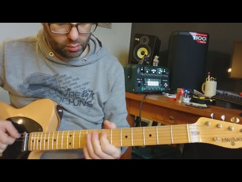TwangCheck #16: Another 5 Essential Country Guitar Licks with TABS