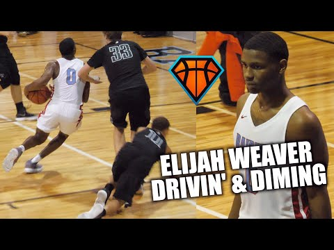 SWEET DIMES & A POSTER!! | Elijah Weaver Leads Rockledge Ove