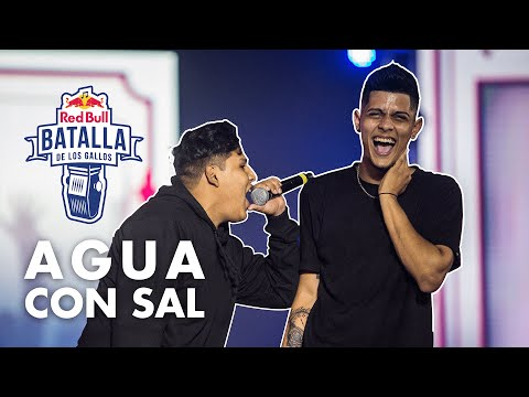 NEON vs LETRA: Octavos - Final Internacional 2018​ | Red Bull Batalla de los Gallos